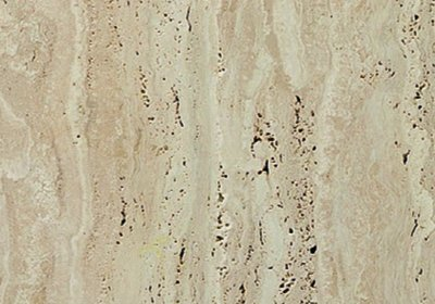 Unfilled/Unpolished Travertine